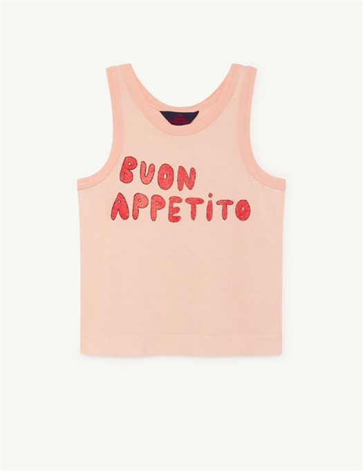Frog T-Shirt Nude Buon Appetito