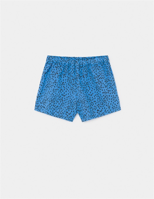 Baby All Over Leopard Shorts