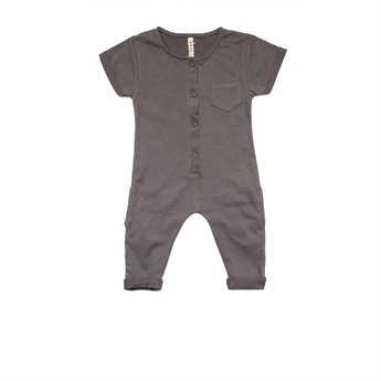 Playsuit Dark Grey
