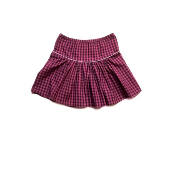 Capucine Square Skirt