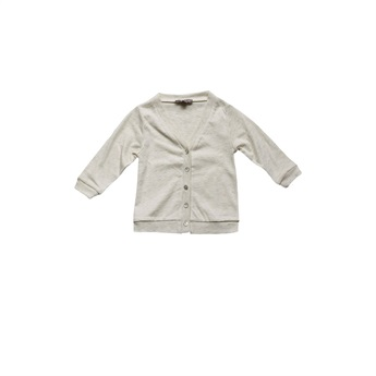 Baby Chine Lurex Cardigan