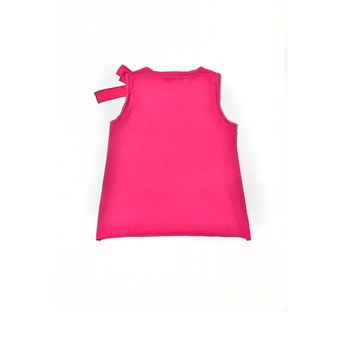 Bow Tank Top Old Rose