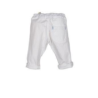 Baby Pants White