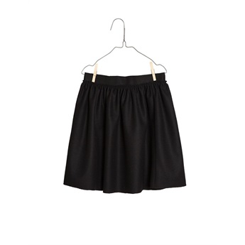 Apron Skirt Black
