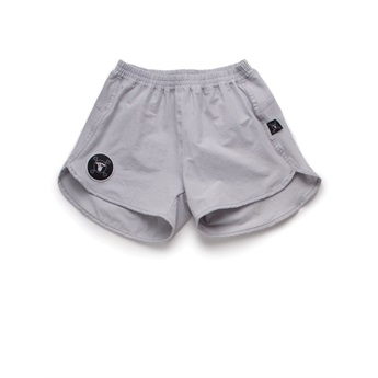 Baby Gym Swim Shorts Light Grey