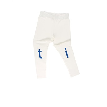 Baby Tiny Pant Off White Blue