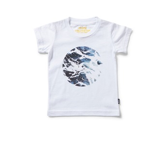 Baby Blowhole T-Shirt White
