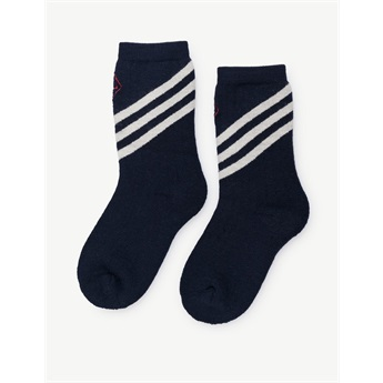 Skunk Socks Navy Blue