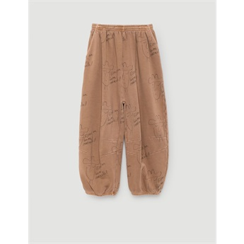 Dromedary Pants Brown Hats