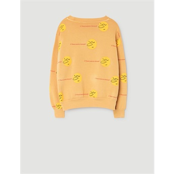 Bear Sweatshirt Yellow Faces