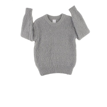 Hairy Sweater Grey