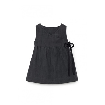 Baby Polina's Apron Dress