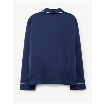 Marmot Shirt Navy Blue Bird
