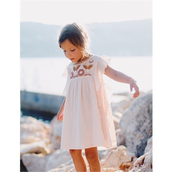 Dress Aurelia Blush