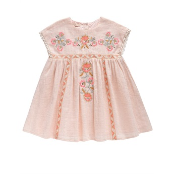 Dress Oleste Blush