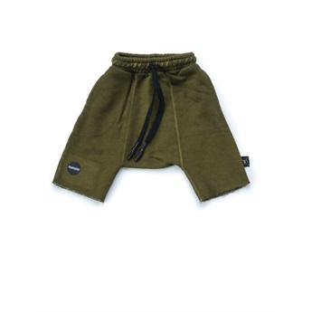 Baby Harem Shorts Rusty Green