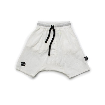Voile Beach Shorts White