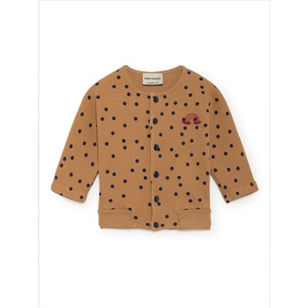 Baby Confetti Buttons Sweatshirt