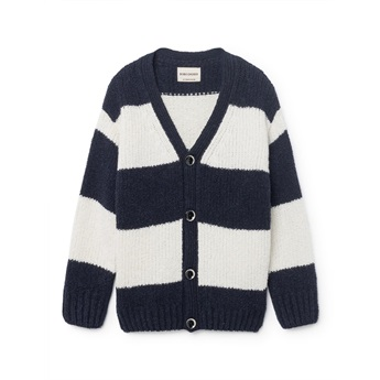Big Stripes Cardigan