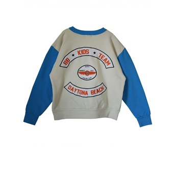Custo Blue Sweatshirt