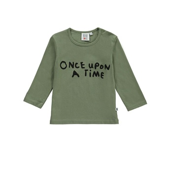 Baby T-Shirt Moss Once Upon A Time