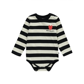 Baby Suit Off White Stripes