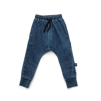 Baby Raw Denim Pants Denim