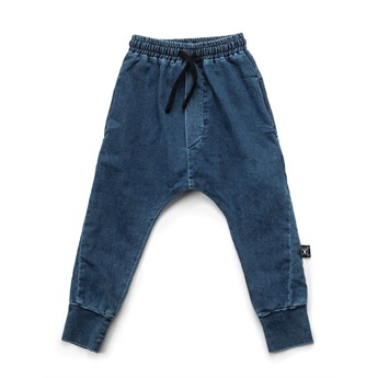Raw Denim Pants Denim