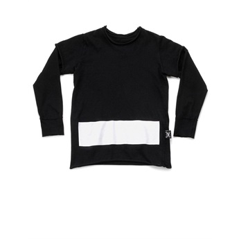 Stripe T-Shirt Black