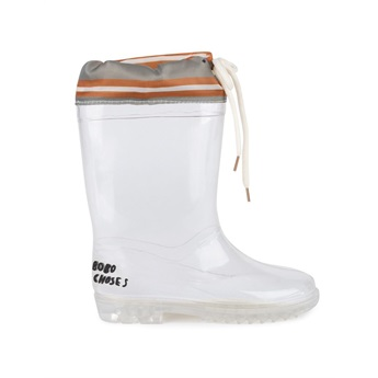 Laces Rain Boots Kid 1