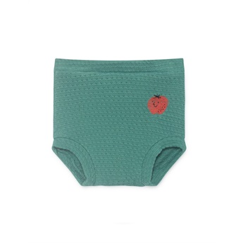 Baby Strawberry Culotte