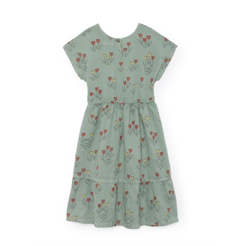 Poppy Prairie Princess Dress