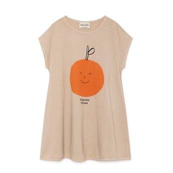 Tangerine Dreams Evase Dress