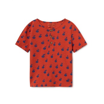 Apples Buttons T-Shirt