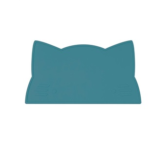 Cat Placemat Blue Dusk