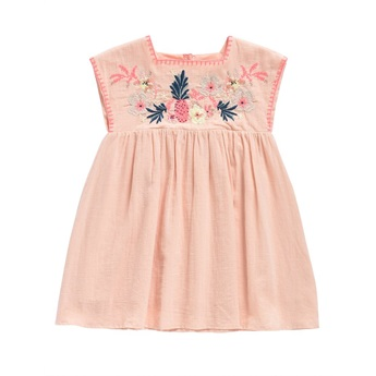 Baby Dress Summer Blush