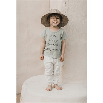 Baby Eat Sleep Beach Tshirt