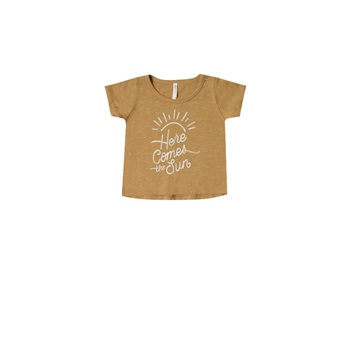 Baby Here Comes The Sun Tee