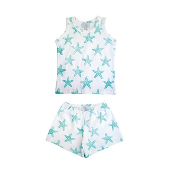 Pyjama Set Starfish