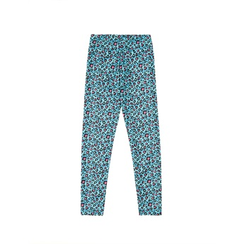 Aqua Animal Leggings