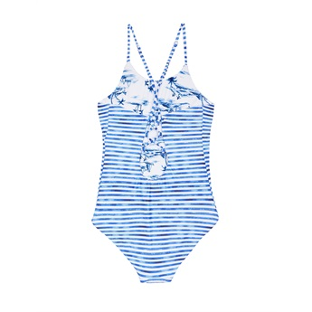 Tropical Vibes Reversible Swimsuit