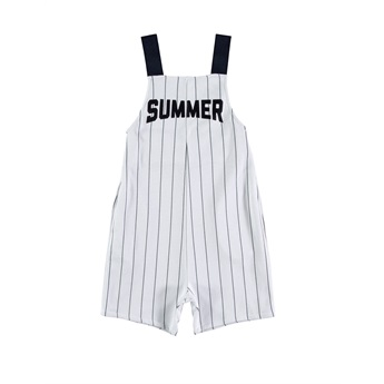 Summer All in One Baseball Stripes
