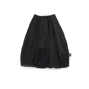 Feather Skirt Black