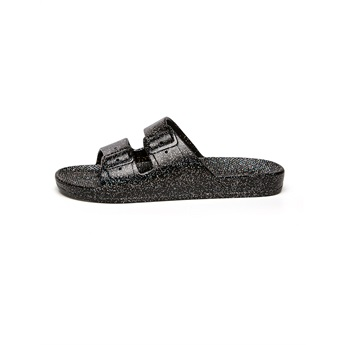 Freedom Moses Glitter Black