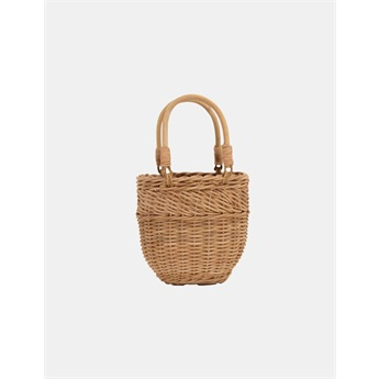 Bucket Bag Natural Small