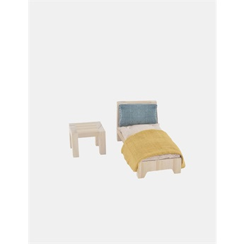 Holdie Single Bed Set