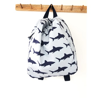Back Bag Sharks