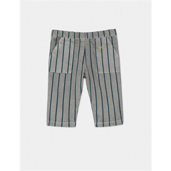 Baby Striped Straight Pants