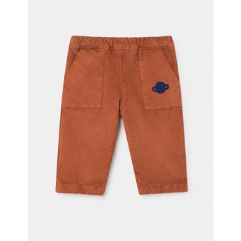 Baby Saturn Corduroy Straight Pants