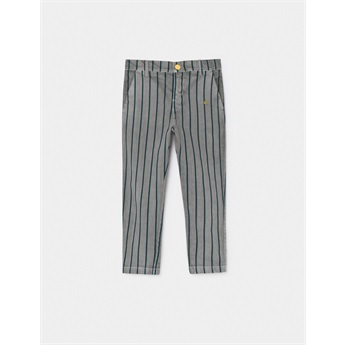 Striped BC Chino Pants